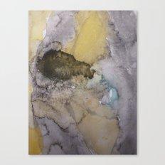 Sand and Sea Canvas Print