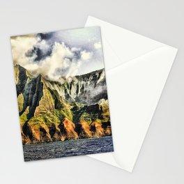 Searust Na Pali, Kauai Stationery Cards