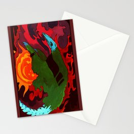 Fire Proof Stationery Cards