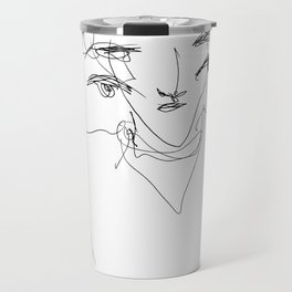 The Poet Travel Mug