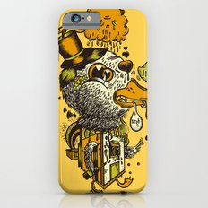A Disorientated Duck Goes For A Stroll iPhone 6s Slim Case