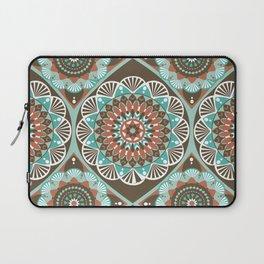 Toned Variety Pattern Laptop Sleeve