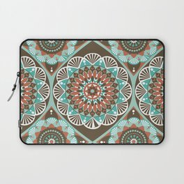 Toned Variety Pattern Laptop Sleeve