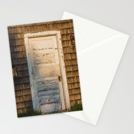 Abandoned Shack, Washburn, North Dakota 2 Stationery Cards