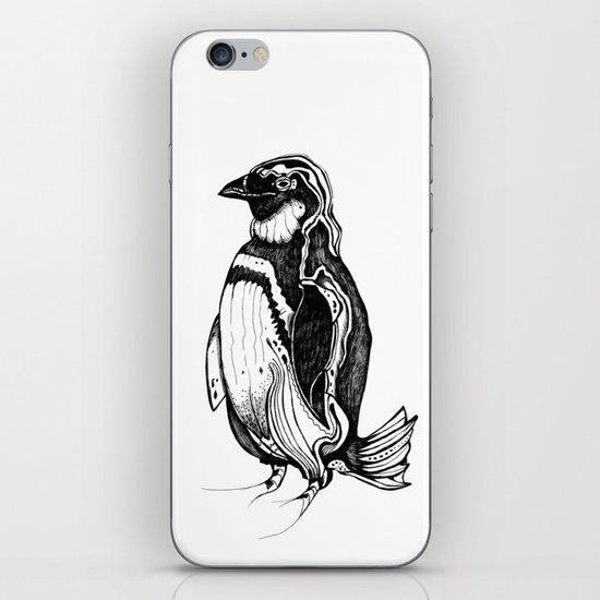 Pinguin iPhone & iPod Skin