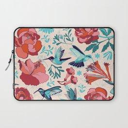 Hummingbird summerdance Laptop Sleeve