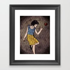 The Fairest Framed Art Print