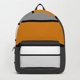 GREYSCALE STRIPES Backpack