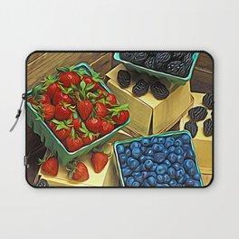 Boxed Berries Laptop Sleeve