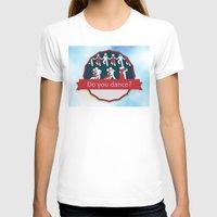 dancing T-shirts featuring Dancing by Pavlo Tereshin