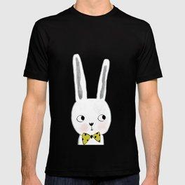 rabbit bow  T-shirt