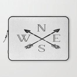 Never Eat Soggy Waffles Laptop Sleeve