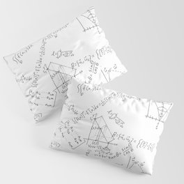 As Calculus Goes to Infinity... Pillow Sham