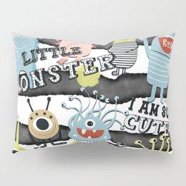 Little Monsters Pillow Sham