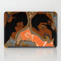 puppy iPad Cases featuring Puppy by Dawn Hayes