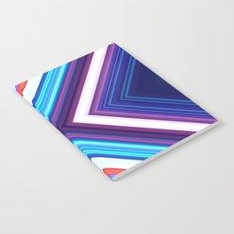 Neon Pond Notebook