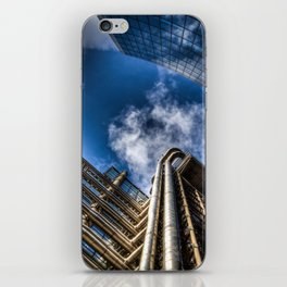 Lloyds of London and Willis Group Buildings iPhone Skin
