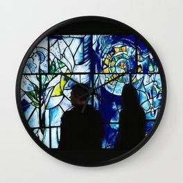 Alucinatio Wall Clock