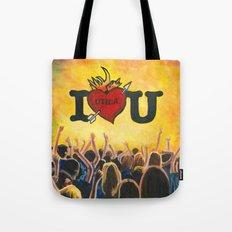 Utica Music and Arts Fest Tote Bag