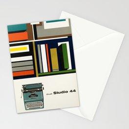 Olivetti Studio 44 - Vintage Poster Stationery Cards