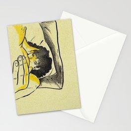 olhos de degustação Stationery Cards