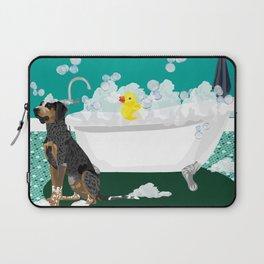 Bath time Laptop Sleeve