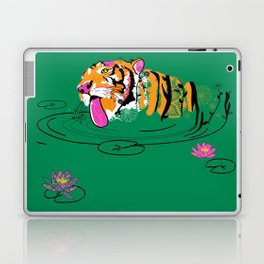 Tigar Lily Laptop & iPad Skin