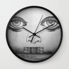 If this wall could talk Wall Clock