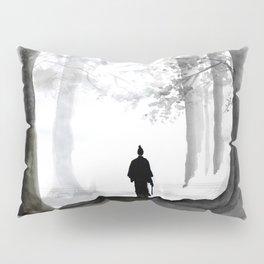 samurai back home Pillow Sham