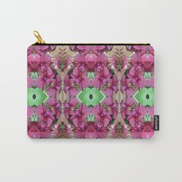 Dark purple orchid Carry-All Pouch