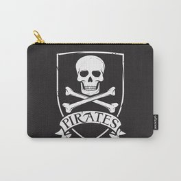 pirate symbol (coat of arms) Carry-All Pouch