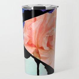 Ironic Iris Travel Mug