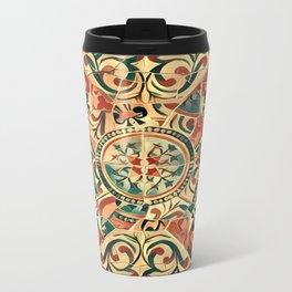 Spain Metal Travel Mug