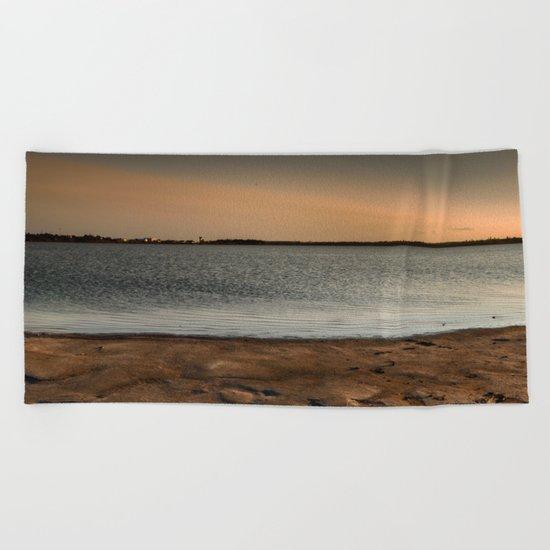 BEACH DAYS XXXVII Beach Towel