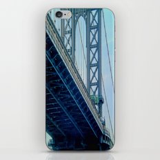 Manhattan Bridge - NYC iPhone & iPod Skin