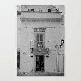 Vendesi Canvas Print
