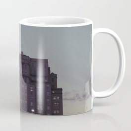 sunset, market street Coffee Mug