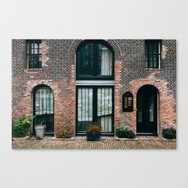 Centrum - Amsterdam, The Netherlands - #8 Canvas Print