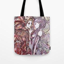 Devil & Jester Tote Bag