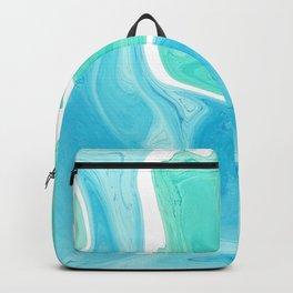Summer Marble Backpack