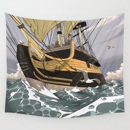 Sailors & Pirates Wall Tapestry