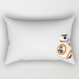 Move, Ball Rectangular Pillow
