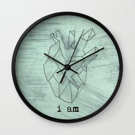 Sylvia Plath I Am Wall Clock