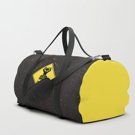 DJ Zone Rave Quote Duffle Bag