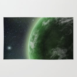 The Green Planet 2 Rug