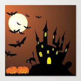 Halloween Fun! Canvas Print