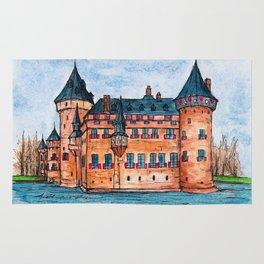 De Haar Castle Rug