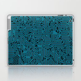 Reboot BLUE Laptop & iPad Skin