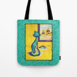 The Taunting Tote Bag