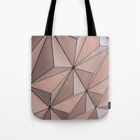 globe Tote Bags featuring Globe by Alexis Bishop